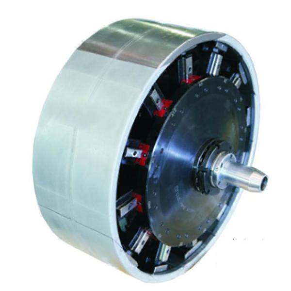 Motorcycle tire building drum(10