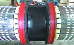 All-steel one-step building drum (mechanical turn-up) No.21