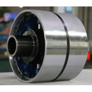 Rotary collapse first-stage carcass drum No.33