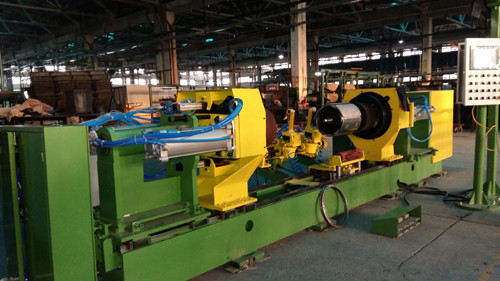 Two stages of LTR tire building machine LCY-1620(first stage)