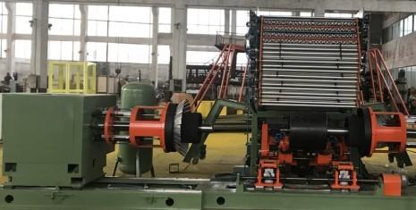 "Light truck bias tyre building machine 12""-15"