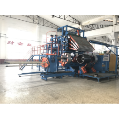 Radial agricultural tyre building machine 28