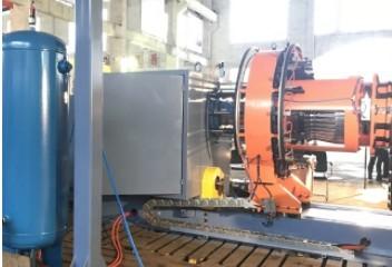 "Bias OTR Tire Building Machine 25"""