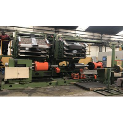 Light truck bias tyre building machine (servicer type)