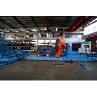 OTR tire building machine (Band ply-up on one machine) LCX2026