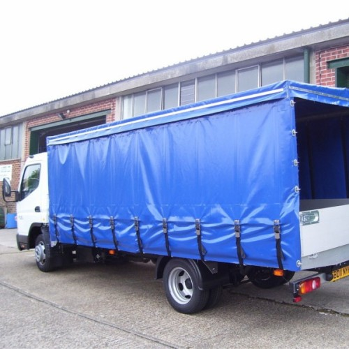 Truck cover