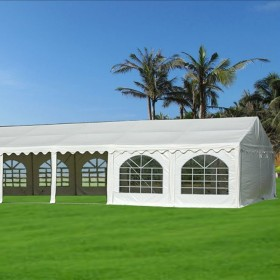 Clear PVC Tent  Windows