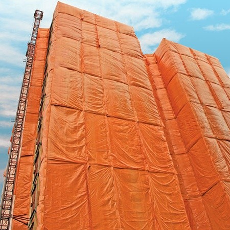 Insulated Tarp