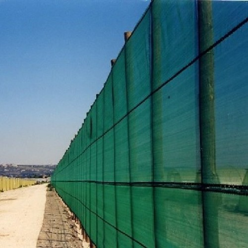 Windbreak Mesh Fence