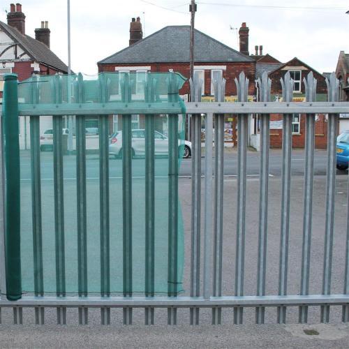 Windbreak Mesh Fence