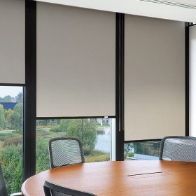 PVC Coated Fiber Glass Roller Blind