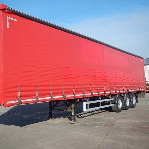 Truck Side Curtain