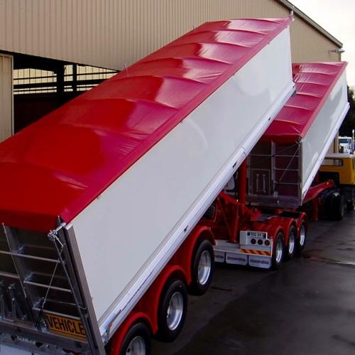Truck Rollover Tarps