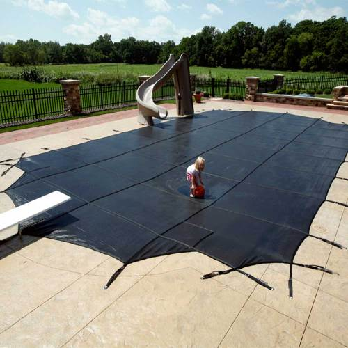 Swimming Pool Safty Cover