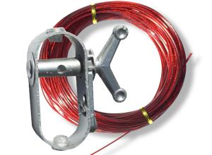 Pool Cover Cable Winch