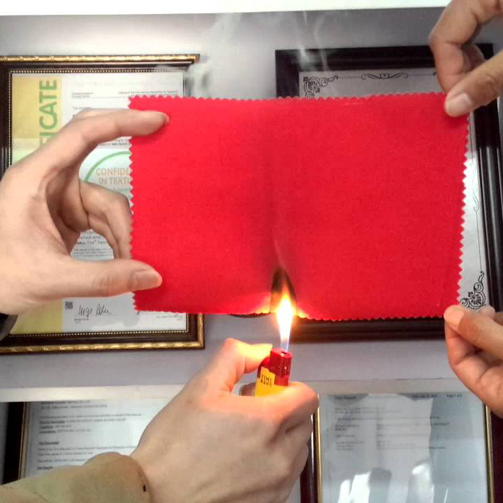 What is our products Flame Retardant Level?