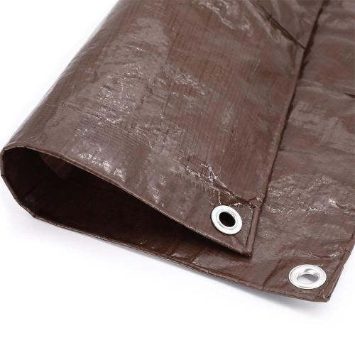 Middle-Duty Poly Tarp PE Tarpaulin Fabric Supplier and Manufacturer From China