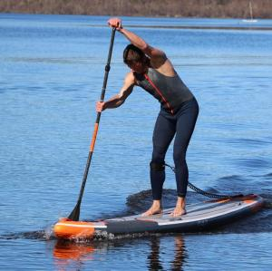 Air paddle board