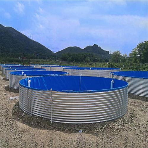High Density Aquaculture Tank