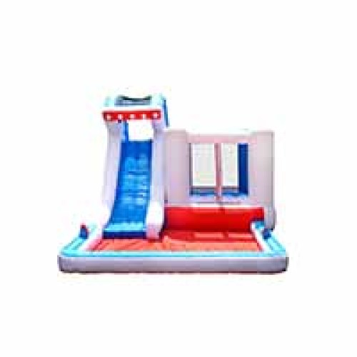 New High Quality CustomLogo Nylon Inflatable Bouncer Cars Wholesale from China