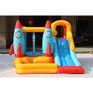 Hot Popular Top Quality Custom Nylon Frabric Bounce House Bouncer Manufacturer China