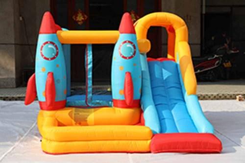 Hot Popular Top Quality Custom Nylon Frabric Bounce House Bouncer Manufacturer China