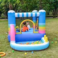Hot Sale 100%FullTest CustomDesign Oxford Fabric Air Bouncer Supplier in China