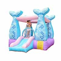 New Hot AAA Qualified Personalized Inflatable Fabric PVC Bouncer for Children Factory China