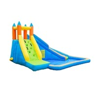 ISO Certificate Fast Delivery Inflatable Fabric Unicorn Inflatable Bounce House Wholesale in China