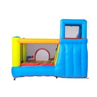 S020B New Hot AAA Qualified Personalized Inflatable Fabric PVC Inflatable Yacht Slide Factory China
