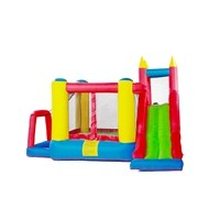 Competitive Price Customized Available Fabric Water Slide Pool Inflatable Factory from China