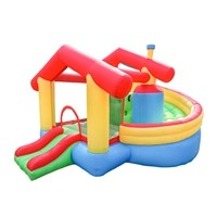 S055A High Quality New CustomLogo Nylon Playground Bouncer Wholesale from China
