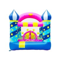 S057A 100% Full Inspection TopSale Prefabricated PVC Fabric Animal Bouncer Supplier from China