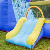 Hot Sale CustomDesign Oxford Fabric Thomas The Train Inflatable Bounce House Supplier in China