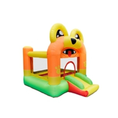 S095A High Quality New Custom Logo Nylon Vinyl Inflatable Castle Wholesale from China