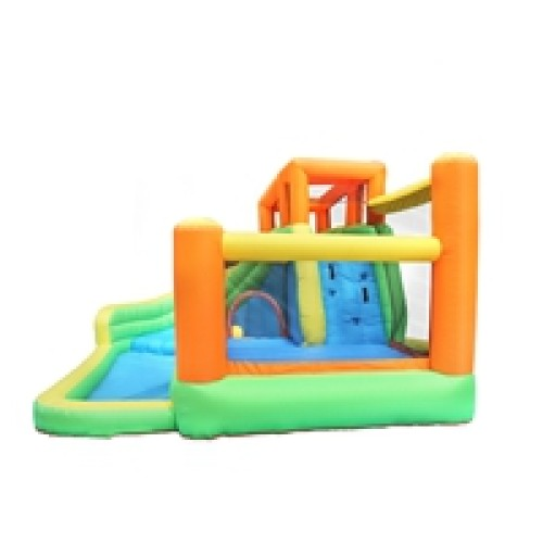 S100A AAA Qualified New Hot Personalized Inflatable Fabric PVC White Bouncer Factory China