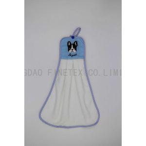 モコル刺繍ドレスタオル フレンチブル