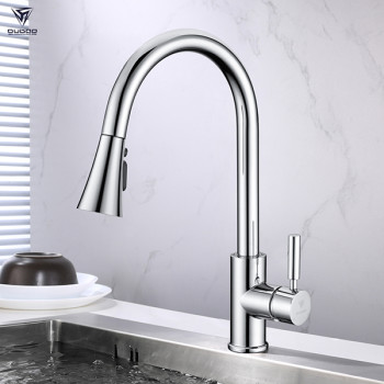 Popular Style Pull Out Sprayer Kitchen Taps Sink Faucet Kitchen Faucet