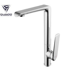 OUBAO Best Beautiful Kitchen Faucet Brass For Sink