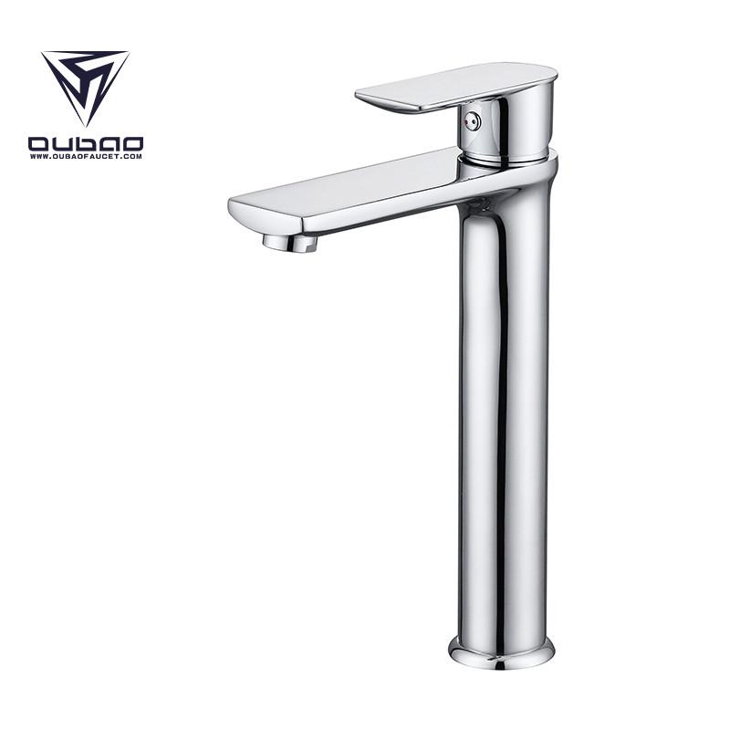Black Washbasin Faucet Tap