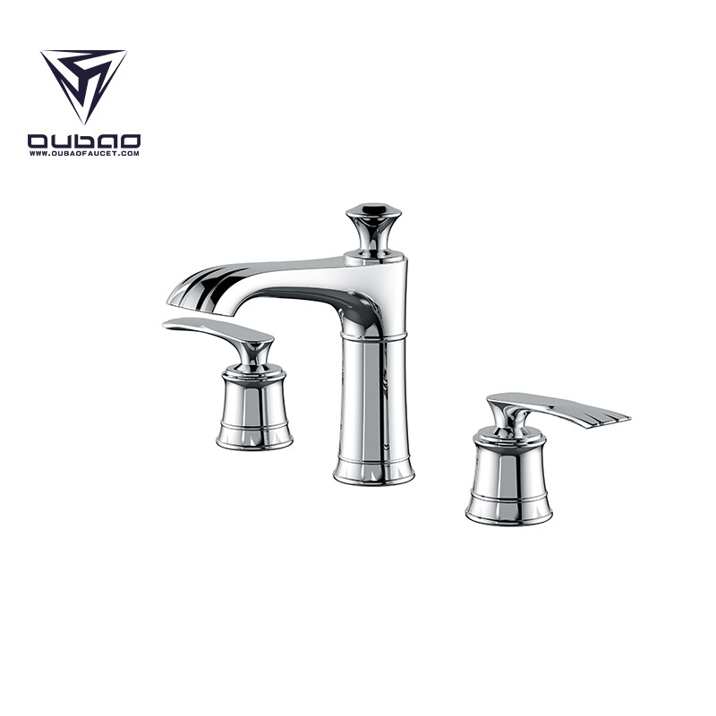 Bathroom Basin Faucet Chrome