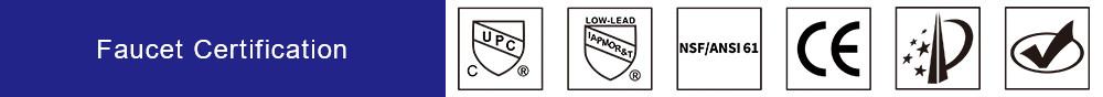 Faucet Certification