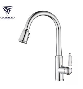 OUBAO Single Lever Kitchen Water Mixer Taps for Wholesale