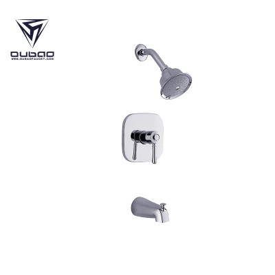 OUBAO Best One Handle Thermostatic Rain Shower Faucet