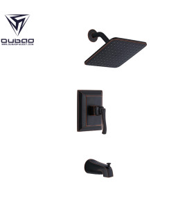 OUBAO Best Rated Single Lever Hot and Cold Shower Faucets
