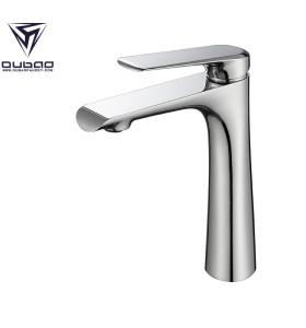 Vessel Sink Faucet Singel Handle Chrome Polished