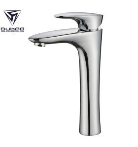 New Modern Pedestal Tall Vessel Bathroom Sink Faucet