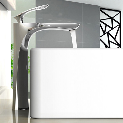 OUBAO Contemporary Best Single Handle Bathroom Sink Faucets