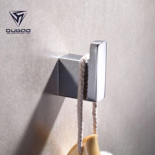OUBAO Best Decor Bathroom Accessories Sets Modern Chrome