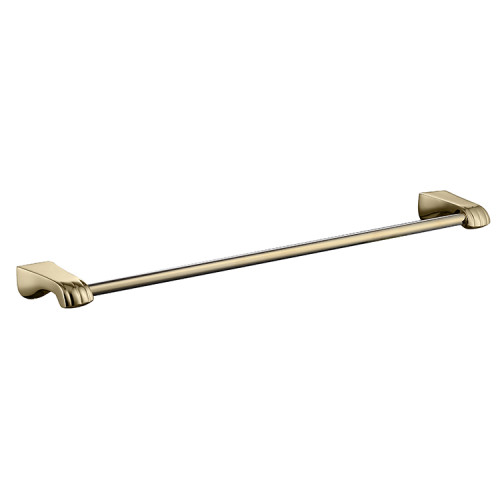 OUBAO Gold Bathroom Toilet Accessories Hardware Set Brass Wall Mounted